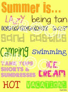 Summer. Summer Breeze, Summer Nights, Summer Beach, Summer Vibes, Summer Time Love, Summer 2014, Summer Fun, Summer Loving, Summertime Madness