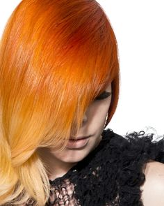 """""""With color, baliage continues to be huge through the coming summer season as well as ombre. Instead of lighter ends, brighter and muted color will be big as well, as reverse ombre roots and darker or brighter ends."""""""