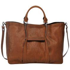 Handbag - Longchamp 3D - Handbags - Longchamp - Poppy - Longchamp United-Kingdom