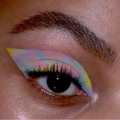 Makeup Eye Looks, Eye Makeup Art, Cute Makeup, Pretty Makeup, Skin Makeup, Eyeshadow Makeup, Beauty Makeup, Easy Eyeshadow, Lipstick Dupes