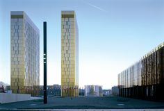 Gallery of Court of Justice of the European Communities / Dominique Perrault - 1