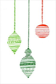 Areti's Place: Ιδέες για χειροποίητα χριστουγεννιάτικα στολίδια
