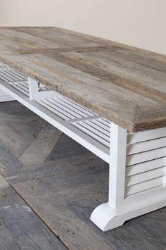 Shoreham Coffee table by Riviera Maison