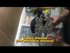 VASO E LATONAGEM - PRATA PEROLADA + MÁRMORE ITALIANO - COM LU HERINGER - YouTube