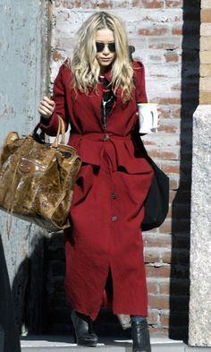 Blend maxi coat with detachable hood at amazon women's coats shop #Coat #buyable