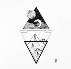 New Ideas For Music Ilustration Design Sketch Tattoo Sketches, Tattoo Drawings, Art Drawings, Sketch Drawing, Music Drawings, Music Artwork, Music Tattoos, New Tattoos, Tattoo Mond