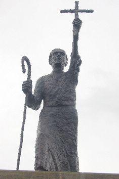 St Mirin, patron saint of paisley, feast day 15th sept