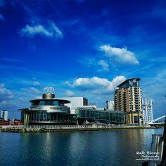 Lowry Manchester by Matt Blonc on 500px