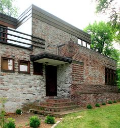 Harris Armstrong Cori residence