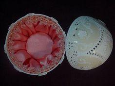 porta-joia feito em casca de ovo de avestruz