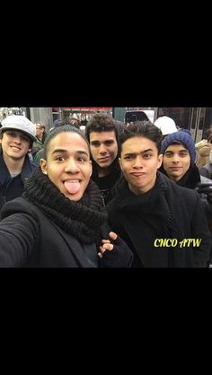 CNCO❤️❤️❤️ Latin Music, With All My Heart, Funny Me, Cool Bands, My Boys, Just Love, All About Time, Fangirl, Teen