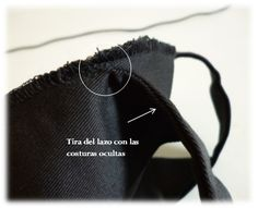 Aprende a coser una BANDANA de CHEF 🍜🍚🍝🍳🍲 — Steemit Bandana, Mascara, Poppies, Bones, Sewing Patterns, Tote Bag, Hats, Fashion, Scrub Hats