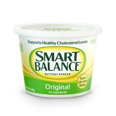 Smart Balance buttery spread     -   www.smartbalance.com