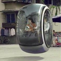 Last year, auto maker Volkswagen had launched a new ad campaign 'The People's Car Project' in China. The company invited the Chinese to submit their ideas of what would make the ultimate new people's car.  Volkswagen picked up the design and created a promotion videos with CG effect to make it becomes reality.     http://youtu.be/kbytE_FAZuA  http://www.zaoche.cn/erlingyier