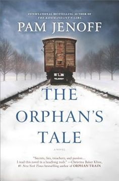 The Orphan's Tale by Pam Jenoff. Click on the cover to see if the book is available at Freeport Community