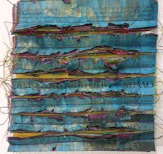 Kim's Hot Textiles: Extreme Surfaces for Stitch - West Dean College July 17 - 20