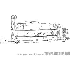 Hey Dude, Good Morning! Check out Simon's Cat on youtube for more.