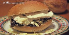 pane-con-la-milza - ricetta anche del pane