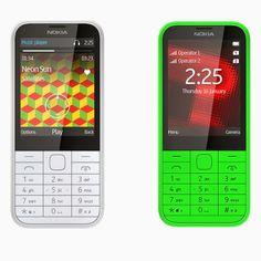 Nokia 225 and Nokia 225 Dual-Sim Officially Announced