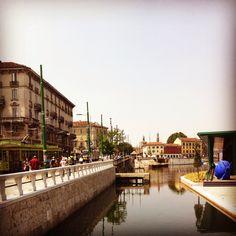 Milano - Darsena