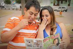 GK Fotografias: Camila Fabrício e Lucas a Caminho