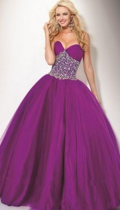 Purple Quinceanera Dress | Sweet 15 dresses | vestidos de quinceanera | purple gown with rhinestones #quinceanera #quince #sweet15