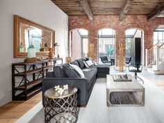 A Sophisticated Industrial Loft in Sag Harbor | Rue
