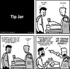 Tip Jar #comics #webcomics