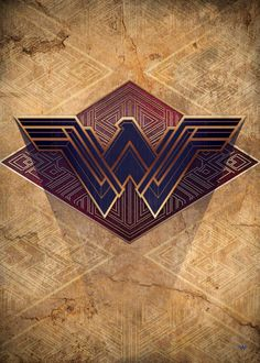 "Official Wonder Woman Symbols Of Hope Ancient #Displate artwork by artist ""DC Comics"". Part of a 12-piece set featuring designs of some of the characters from the popular #WonderWoman comic book franchise. £35 / $49 per poster (Regular size) £71 / $99 per poster (Large size) #DianaPrince #Themyscira #JusticeLeague #BatmanVSuperman #DCComics #Superhero"