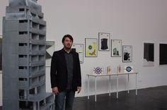 """""""Bildbaumeister"""" in neuem Linzer Kunstraum - Linz ist um einen Kunstraum reicher. In der Anzengruberstraße wird ein leerstehender Raum in einem Wohnhauskomplex als """"Temporäre Halle für Kunst"""" bespielt. Mehr dazu hier: http://www.nachrichten.at/nachrichten/kultur/Bildbaumeister-in-neuem-Linzer-Kunstraum;art16,1544339 (Bild: hw)"""