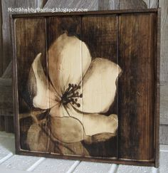 Woodworking Projects Diy, Diy Wood Projects, Wood Crafts, Art Projects, Wood Plank Art, Wood Art, Decoupage, Wood Burning Art, Pallet Art