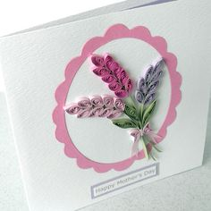 Mothers Day Cards Handmade | Mother's day is just a few weeks away, Sunday the 3rd April ...