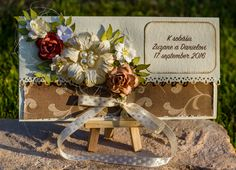 Wedding envelope card