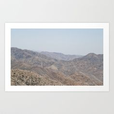 Joshua+Tree+Art+Print+by+Jesse+Morrow+-+$17.00