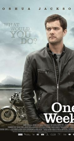 Directed by Michael McGowan.  With Joshua Jackson, Peter Spence, Marc Strange, Gage Munroe. Chronicles the motorcycle trip of Ben Tyler as he rides from Toronto to Tofino, British Columbia. Ben stops at landmarks that are both iconic and idiosyncratic on his quest to find meaning in his life.