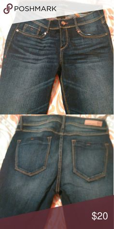 Dark denim skinny jeans Brand new Pants Skinny