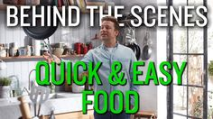 Behind the scenes @ Quick and Easy | Jamie Oliver | Channel 4 | UK