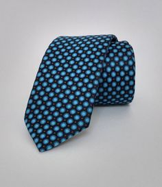 Dark Blue Necktie, Dark Blue Men's Tie, Dark Blue Cravat, Dark Blue Tie - DK253 #handmadeatamazon #nazodesign