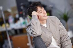 Rain Jacket, Bomber Jacket, Hug Me, K Idols, Korean Actors, Korean Drama, Kdrama, Eye Candy, Windbreaker