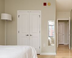 Architectural Photography Class — Week 4 — ALT Digital Photography Airy light filled Washington DC Condo, white and bright