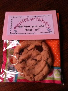 So I'm thinking the mini bags of chocolate chip cookies with this saying for primary. for after the program practice Primary Program, Primary Songs, Primary Singing Time, Primary Activities, Lds Primary, Primary Lessons, Primary 2014, Lds Church, Church Ideas