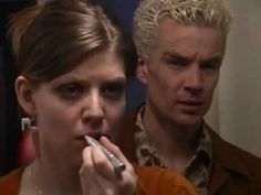 not exactly btvs, but Amber Bensons movie starring herself and James Marsters (in its ENTIRETY on youtube!)- Chance (2002)