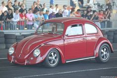 Drag bug ready to rock