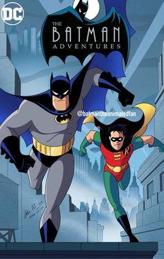 The Batman Adventures Batman Suit, Batman And Batgirl, Batman Poster, Batman Artwork, Dc Comics Superheroes, Dc Comics Characters, Batman Tattoo, Batman The Animated Series, Bruce Timm