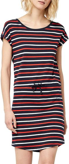 Marke TRUTH /& FABLE Damen Maxi A-Linien-Kleid aus Spitze