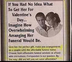 Could there ever be a better Valentine's Day gift than this?