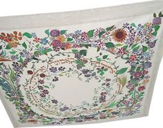 Private Family Collection Wedding Canopy (Huppah), 2000 by Jeanette Kuvin Oren    6 ft. x 6 ft.