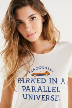 Sugarhigh Lovestoned Parallel Parked Tee | Urban Outfitters