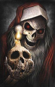 Skull Dark Wear Gothic
