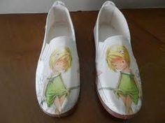 6b50217fc3e Resultado de imagen para zapatillas decoradas Zapatillas Pintadas A Mano